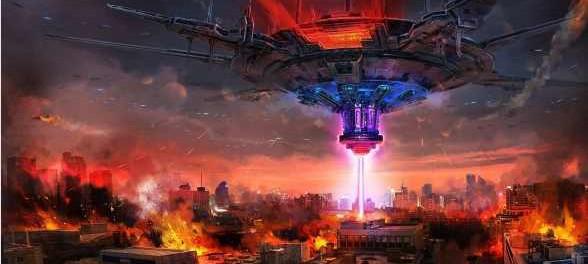 Нью-Нью-Йорк и мир получил последнее предупреждение Конца света