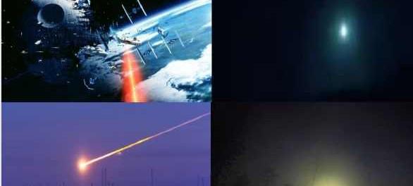 Над Землей началась космическая война