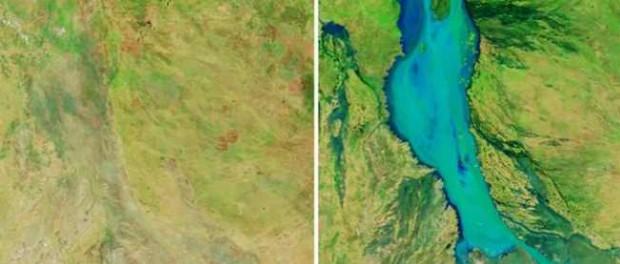 Летом Европу полностью затопит