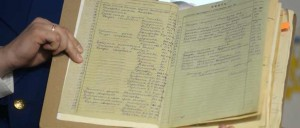 папка с материалами уголовного дела о группе Дятлова