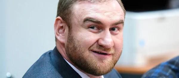 Киллер Арашукова ездил на газпромовской машине