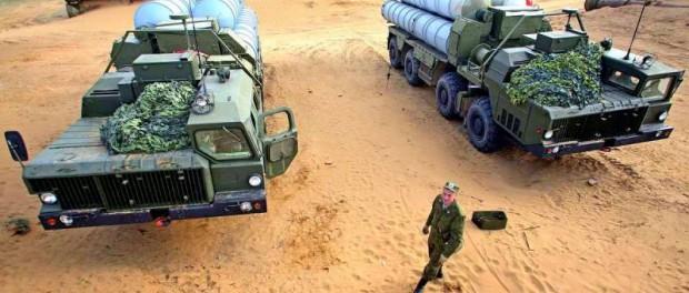 C-300 не дают летать над Сирией, но Израиль продолжает бомбить