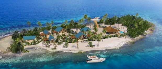 Вы сможете отдохнуть на частном острове бесплатно