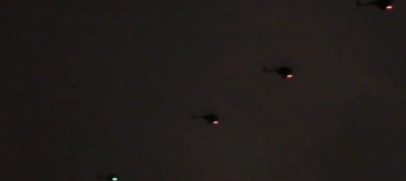 Для чего в Лос-Анджелес сегодня ночью ввели армию с вертолетами