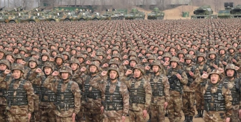 Китай начинает отправку войск в Венесуэлу
