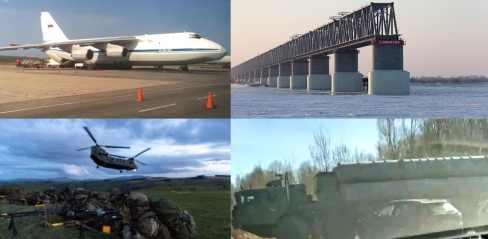 Россия перебросила войска в Венесуэлу