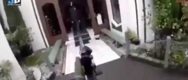 Убийцы выложили видео расстрела мечети в Новой Зеландии в сеть