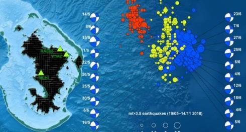 На Гавайях просыпается новый супер Вулкан