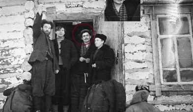 Группа Дятлова Семен Золоторев