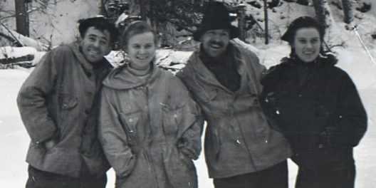 Иностранцы опубликовали жуткие фото смерти группы Дятлова