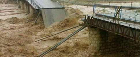 Великий потоп наступает: наводнение в Иране