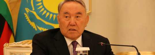 Россия потеряла Казахстан: Назарбаев ушел в отставку