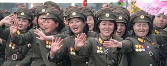 Северная Корея намерена начать войну с США
