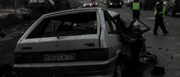 Челябинск-Екатеринбург: умер один участников в ДТП