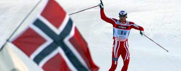 Что за допинг принимают норвежские астматики лыжники
