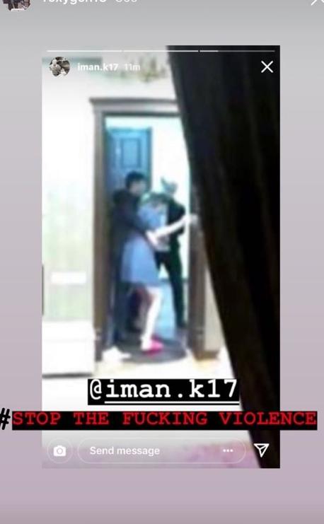 фото задержание Гульнары Каримовой
