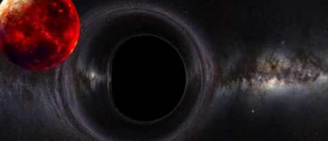 Черная дыра — это и есть Нибиру