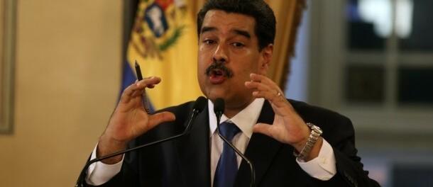 Мадуро заявил, что его хотят убить