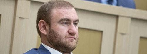 Арашуков: арестованы ещё 7 человек