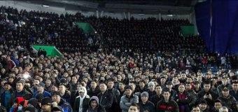 Тысячи жителей Якутии вышли против мигрантов