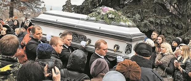 У Юлии Началовой не было денег даже на похороны