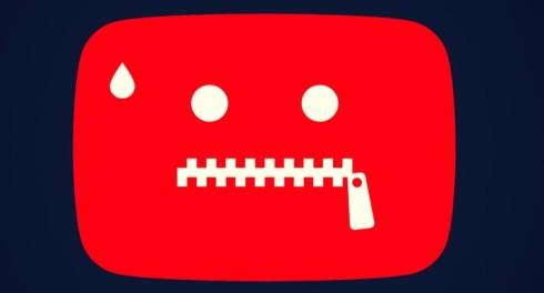 Новый вид цензуры на YouTube, чтобы заткнуть всех