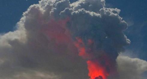 Вулканы Тоба и Агунт снова тряхнули