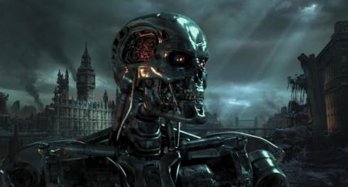 Землю ждет война инопланетян и машин убийц