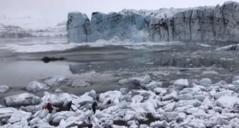 В Исландии может взорваться вулкан
