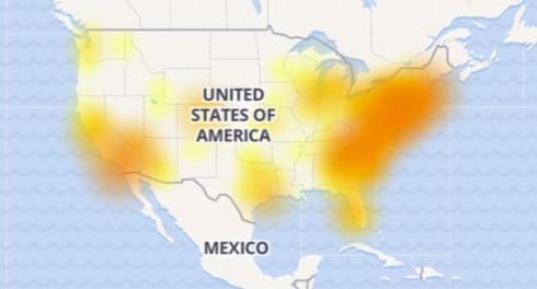 Китай взорвал завод и Интернет в США