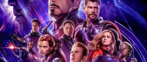 Три часа будет идти фильм «Мстители: Эндшпиль»
