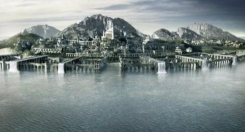 Конец Света: Крит уходит под воду