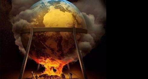 Планета сходит с ума и разрушается
