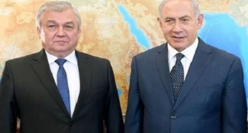 Израиль и Россия объединились против Ирана