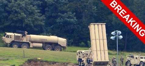 США развернули в Румынии THAAD