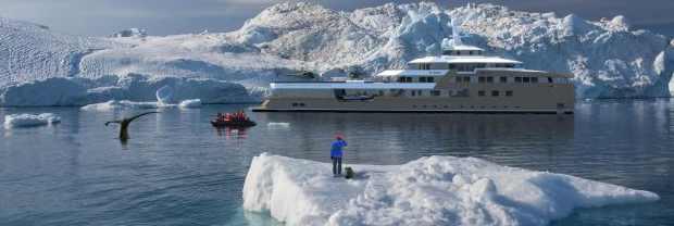 Олег Тиньков заказал яхту Damen SeaXplorer