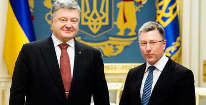 США призывают голосовать за Порошенко и  окончательно добить страну