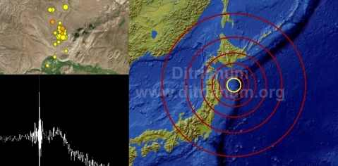 В Йеллоустоун приближается целый рой землетрясений
