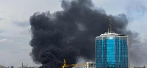 Пожар в Конгресс-холл в Челябинске — очень плохой знак