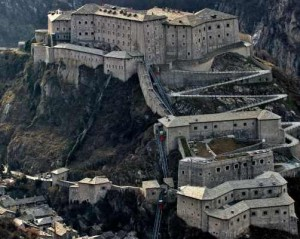 Форт Бард, Италия