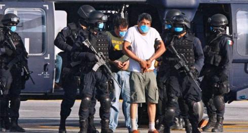 Стена Трампа: мексиканская полиция арестовала американских солдат
