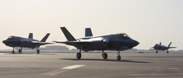 США направили к Ирану F-35A Lightning II