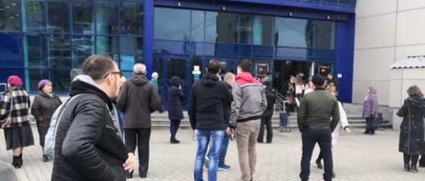 Волна минировании прокатилась по Екатеринбургу