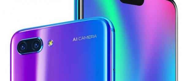 Huawei даёт крутую скидку на Honor 10