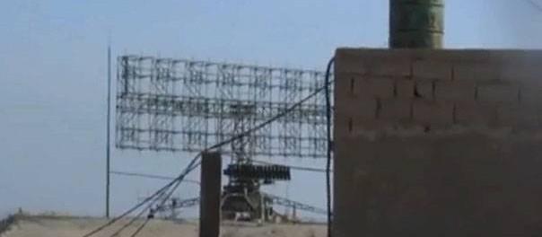 Унитоженный радар JY-27продолжает работу в Сирии