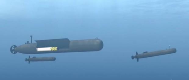 США собрались запускать беспилотники с подводных лодок