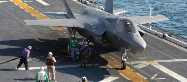 Началась схватка вокруг рухнувшего японского f-35
