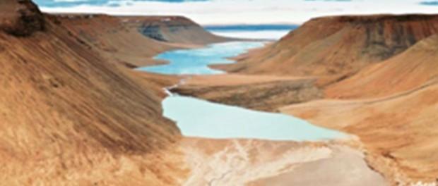 Изучение марсообразных сред с Google Street View