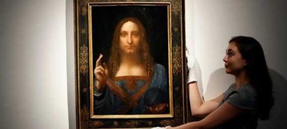Лувре изчезла дорогая картина мира