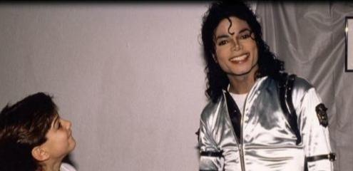 На Аллее Славы повредили звезду Майкла Джексона